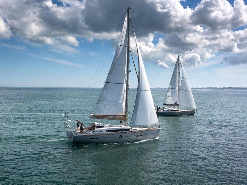 Almodovar Diplopie Segeln Aquarius Mco Sailing