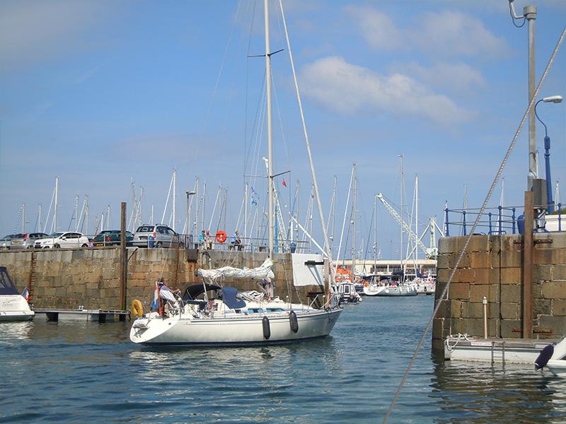 Hafen Flut Mco Sailing