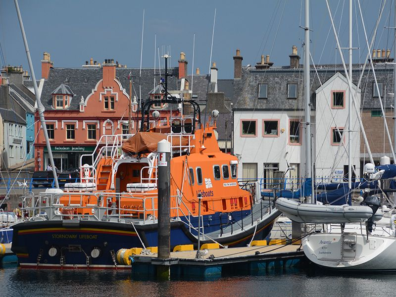 Hafen Segelboote Lifeboats Mco Sailing