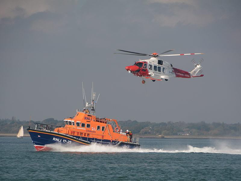 Kuestenwache Coastguard Mco Sailing