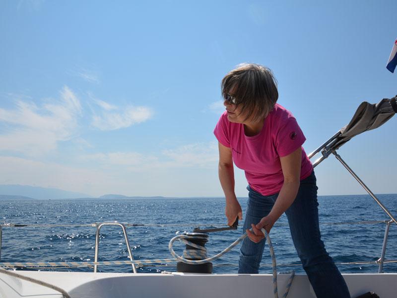 Segeln Technik Anwendung Mco Sailing Academy